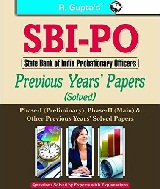 SBI: Probationary Officers-Previous Years Papers (Solved)