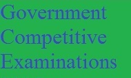 Upcoming Govt Competitive Exams – April to June 2017